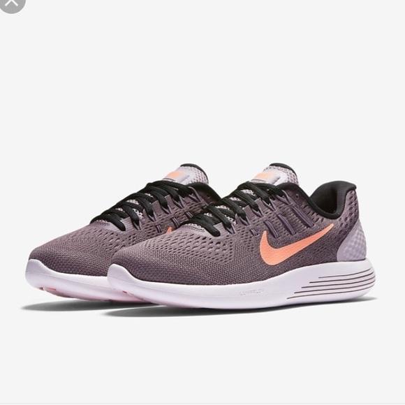 lowest price be603 17eca Nike LunarGlide 8 Womens Running Shoe Plum Fog 7.5.  M 5b426ded819e90a45f6cc435